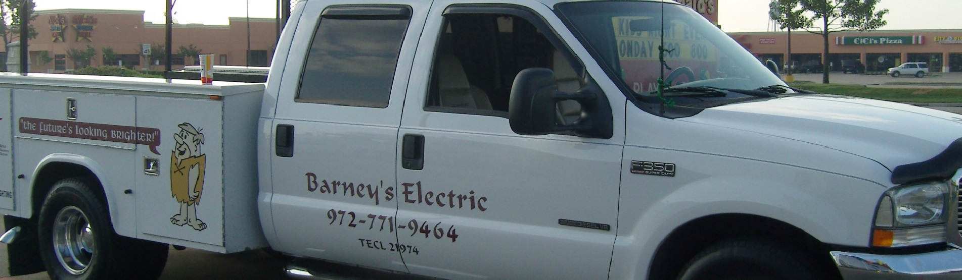 Electrician Rockwall TX Barney's Electric Full Service Electrician Residential Commercial Retail and New Construction Wiring Repair Installation Service 24 Hour Emergency Services Master Electrician Rockwall Texas